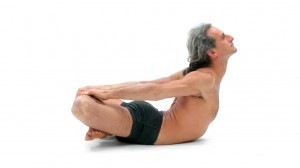 back pain with Yoga
