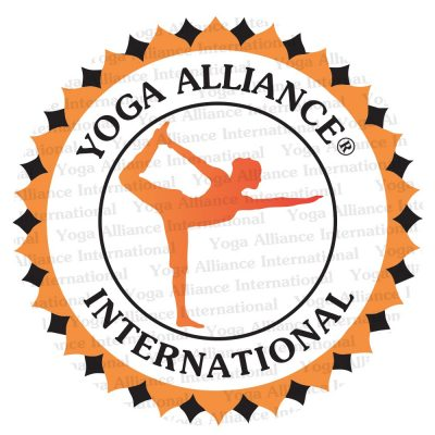 Accredited with Yoga Alliance