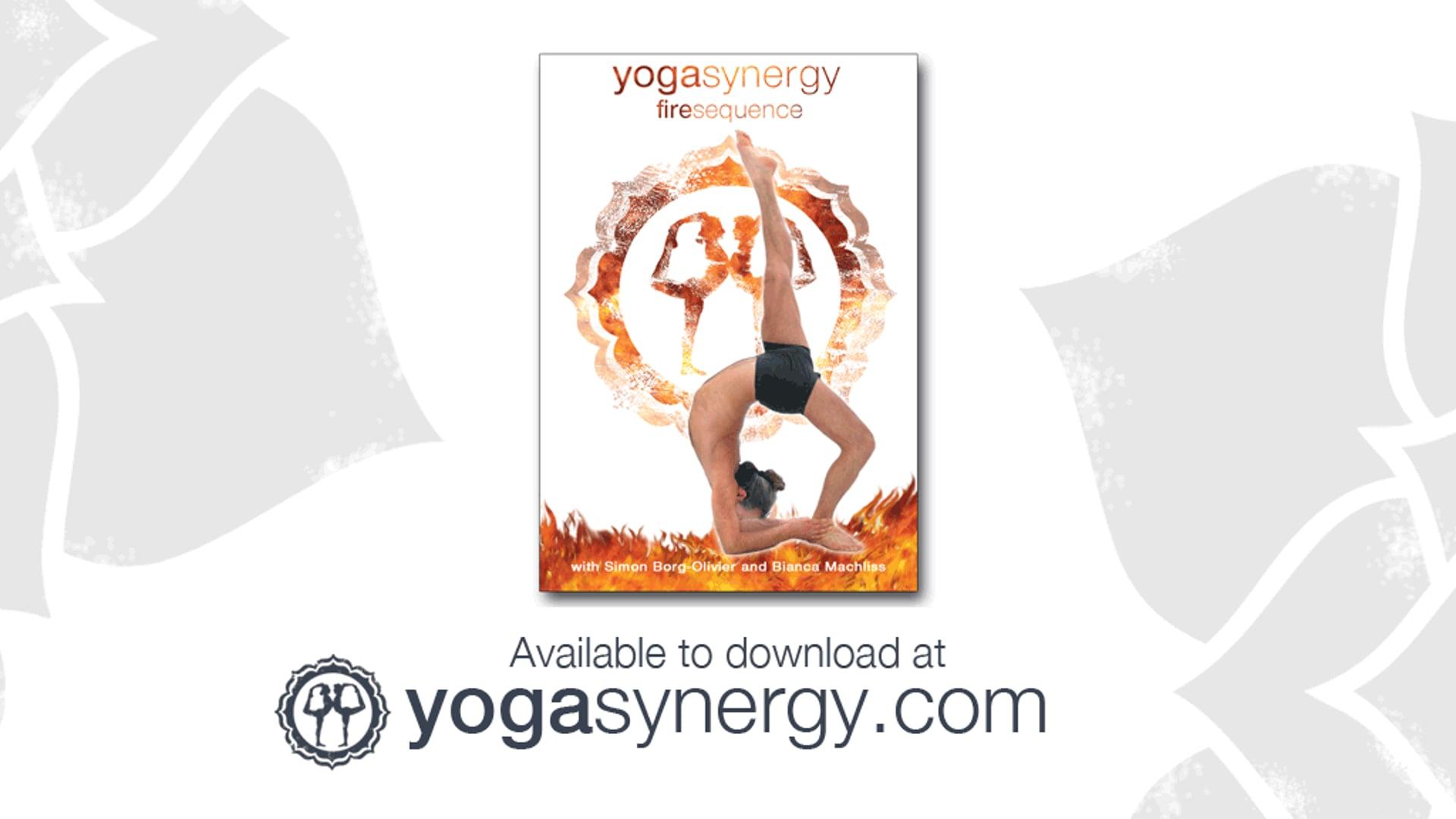 Yoga Synergy Fire Sequence