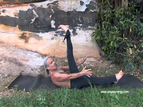 Making your yoga more effective: Working from your core with Simon Borg-Olivier