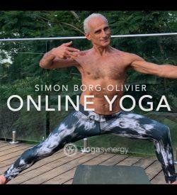 Online Yoga with Simon Borg-Olivier